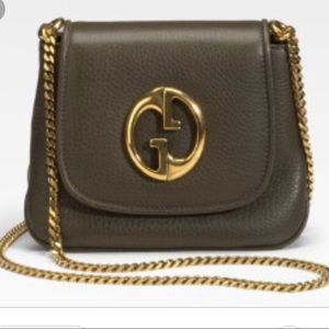 8b51b6a9ad3 Gucci Bags - Gucci 1973 Small Crossbody bag!